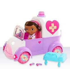 Игрушка - кукла Дотти с автомобилем