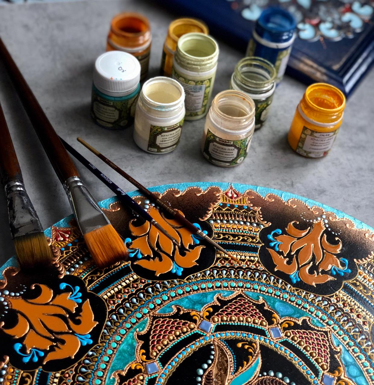 Лаковые краски. Вопросы и ответы