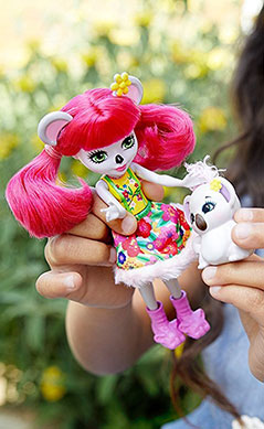 Кукла Enchantimals с маленькой коалой