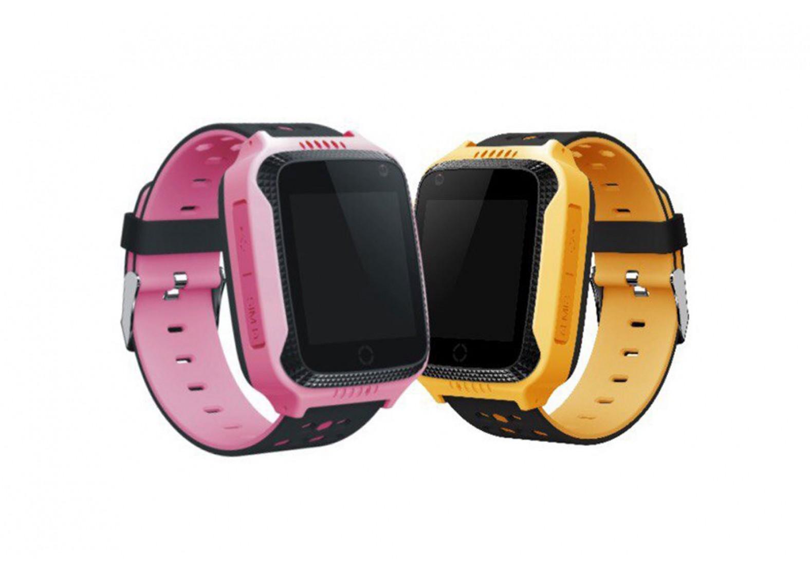 Детские часы с GPS-трекером T7 (gm 11)