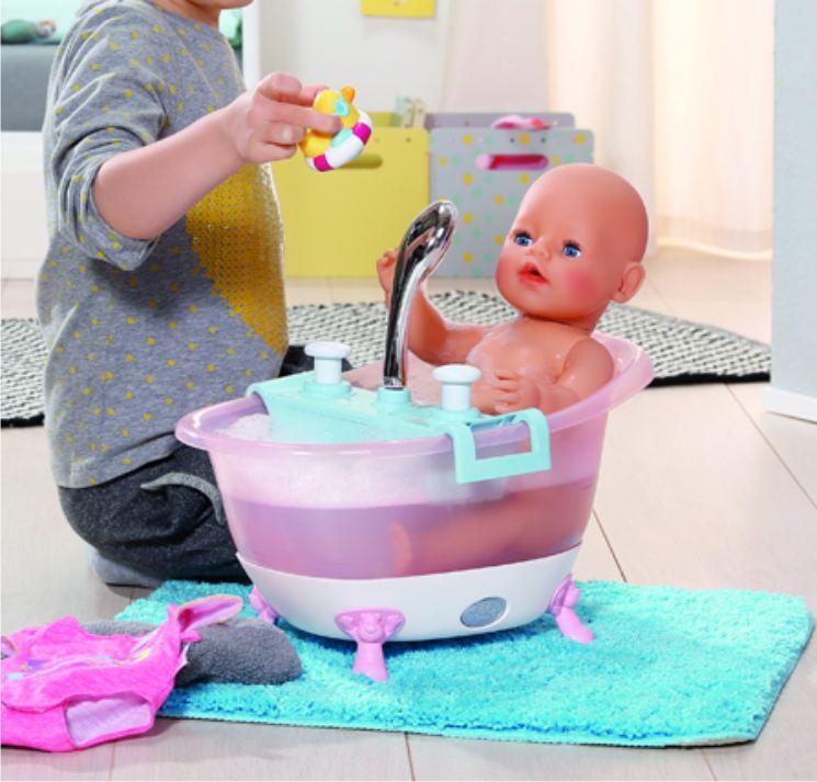 Игрушечная Ванна для Baby Born