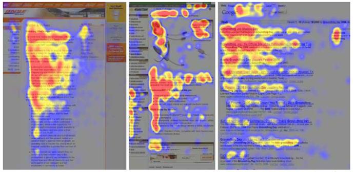 F-паттерн: как пользователи считывают информацию