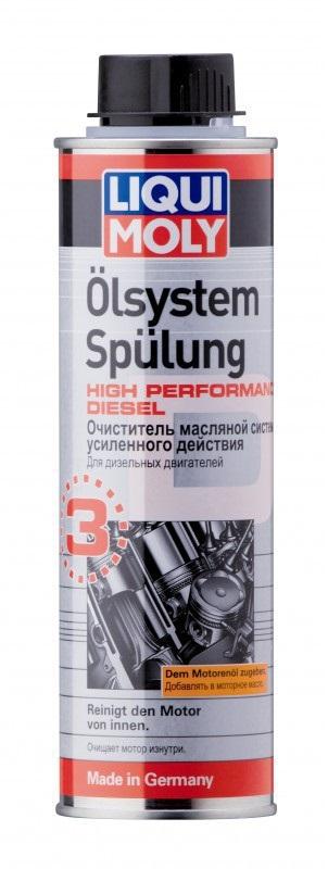 Очиститель масляной системы для дизельных двигателей