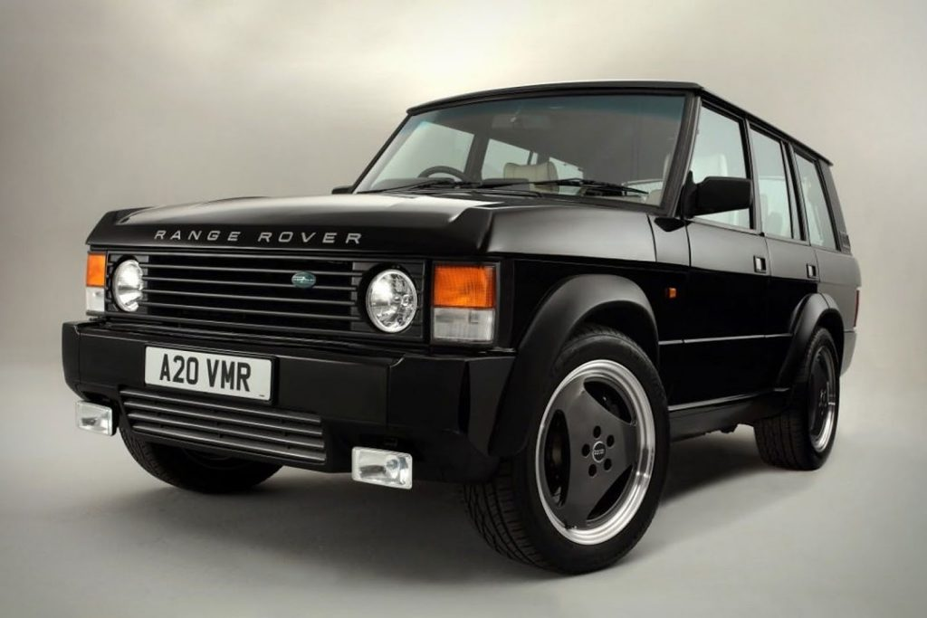 Range Rover первой генерации