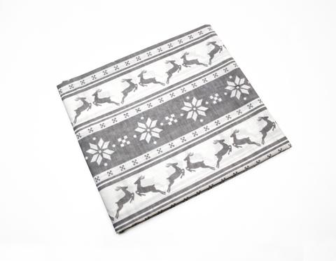 Стильные новогодние ткани