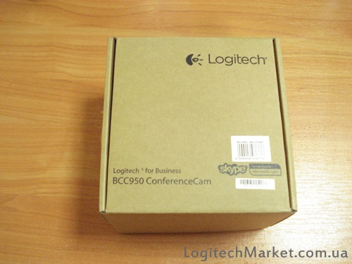Камера для конференций Logitech BCC950