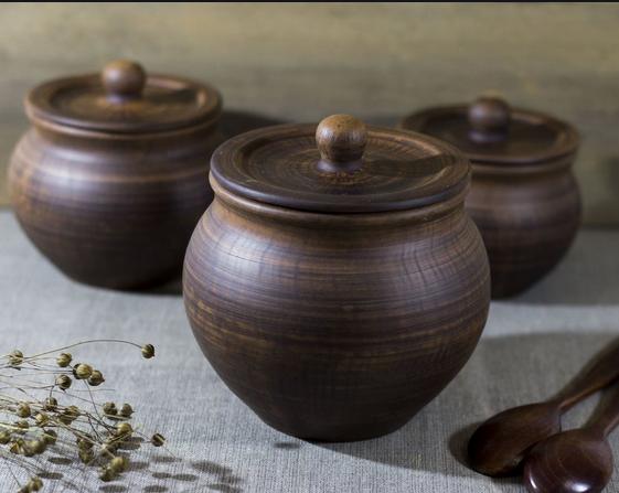 глиняные горшки для запекания в Алматы