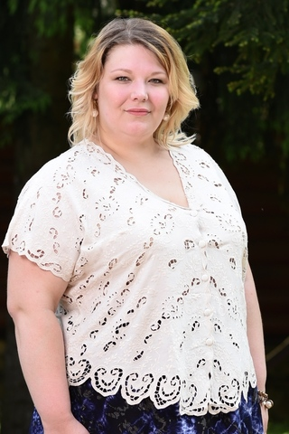 Блузка Top lace из льна