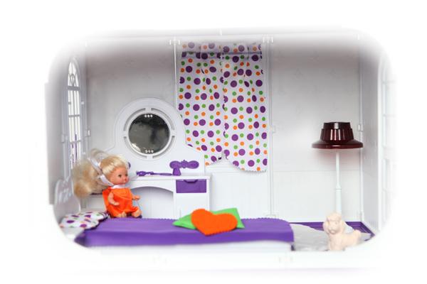 Конфетти спальня, набор мебели для кукол, мебель для кукол