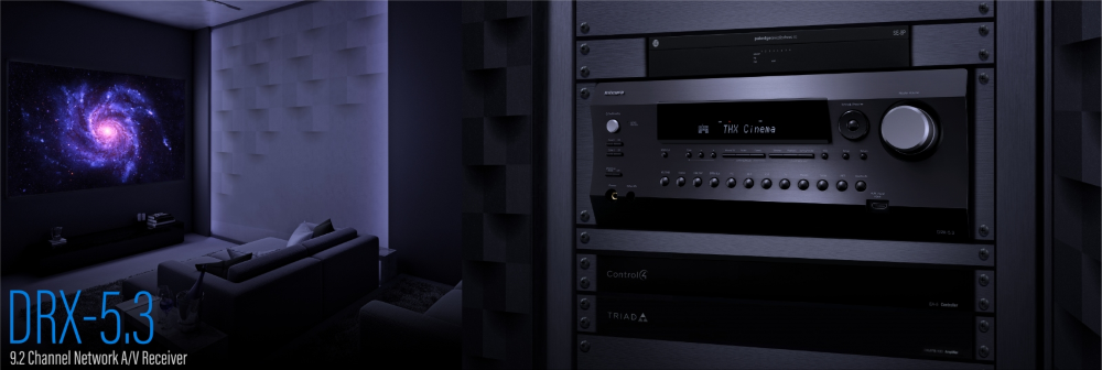 АВ ресивер Integra DRX-5.3