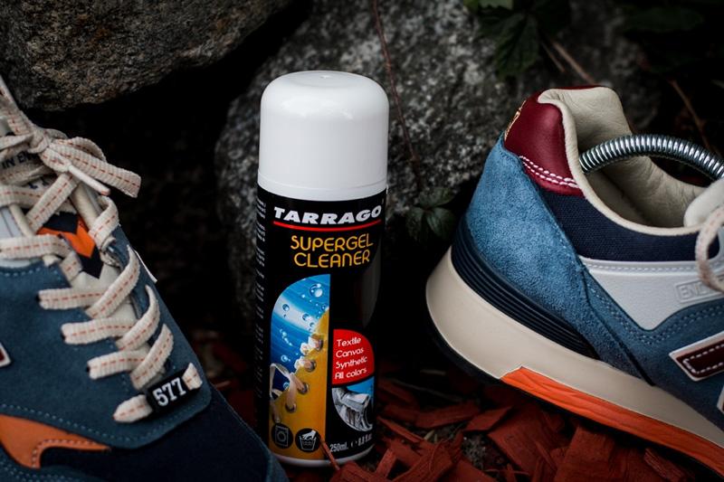 Почистить замшевые кроссовки - 2