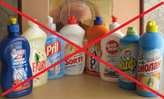 Почему нельзя мыть авто - средством для посуды