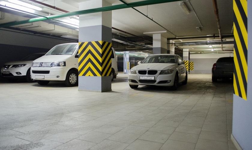 Плитка для парковки
