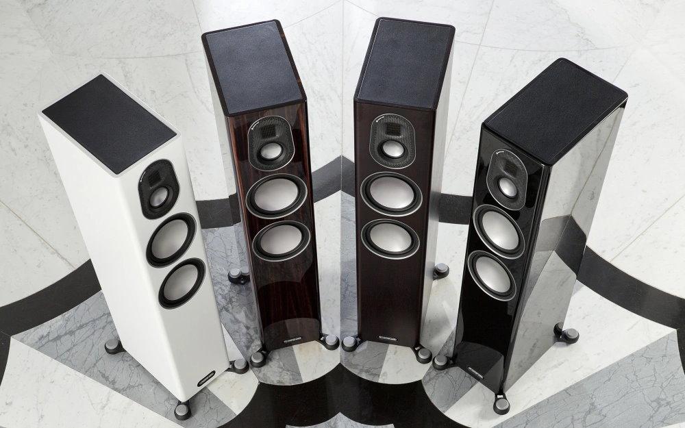 Напольная акустика Monitor Audio Gold 200