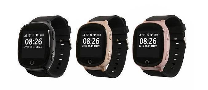 Часы с GPS трекером Smart Watch EW100S (D100S)