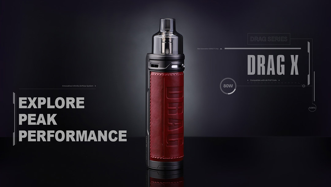 VOOPOO DRAG X Kit