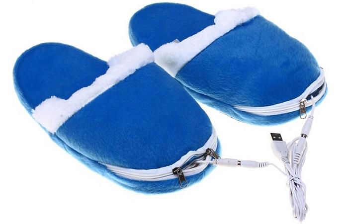 USB-тапочки