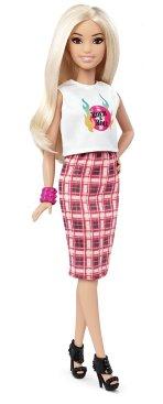 """Кукла Барби """"Модница"""" 31 (Стильная клетка)"""