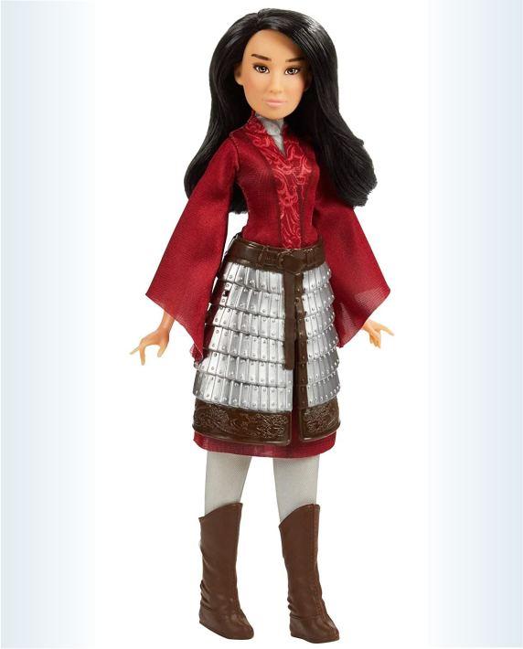 Кукла Мулан Дисней - Модный приговор