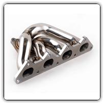 Выпускной коллектор служит как приемная труба отработанных газов авто, от формы и развитости зависит для каких целей он нужен, например для турбо авто или для обычного атмосферного