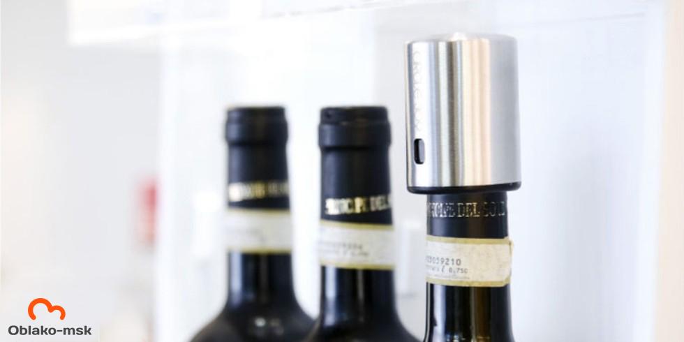 Пробка для винных бутылок Circle Joy Smart Stopper Corks