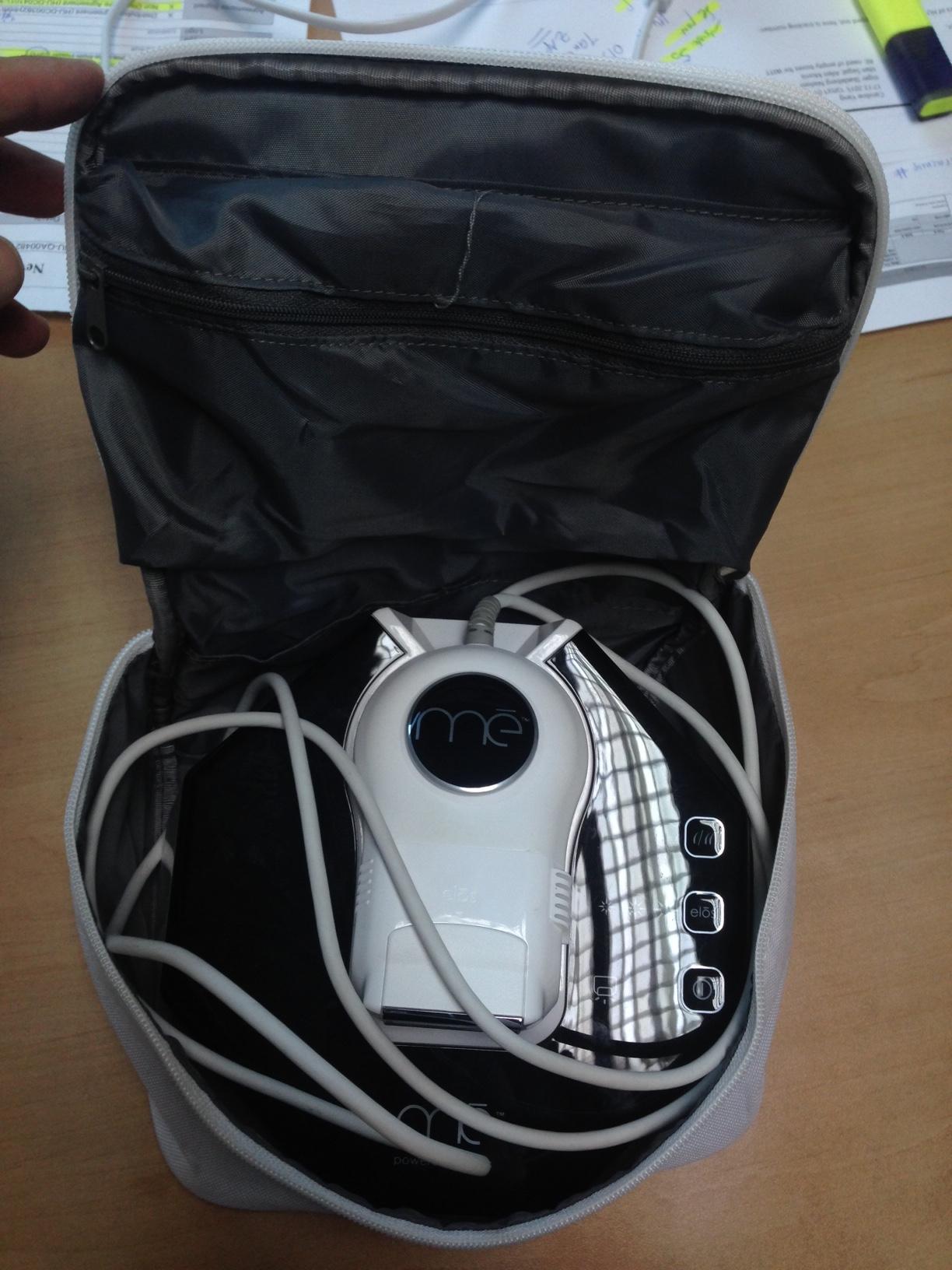 Фирменная сумочка для элос эпилятора