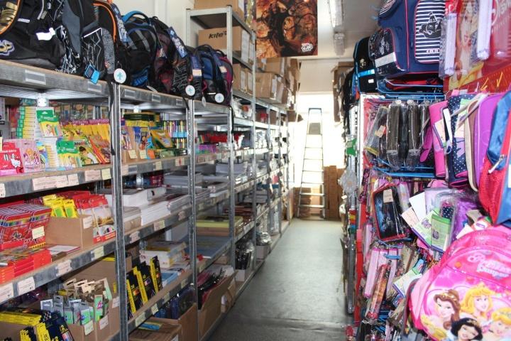 Перед 1 сентября необходимо изменять ассортимент и пополнять запасы товаров