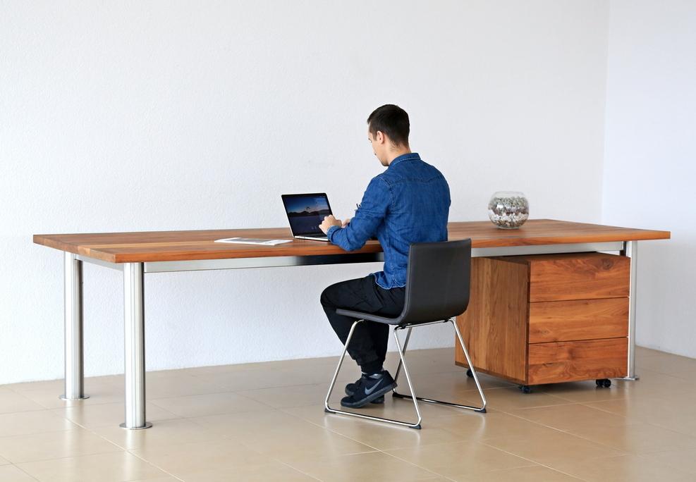 Офисная мебель премиум-класса для руководителя