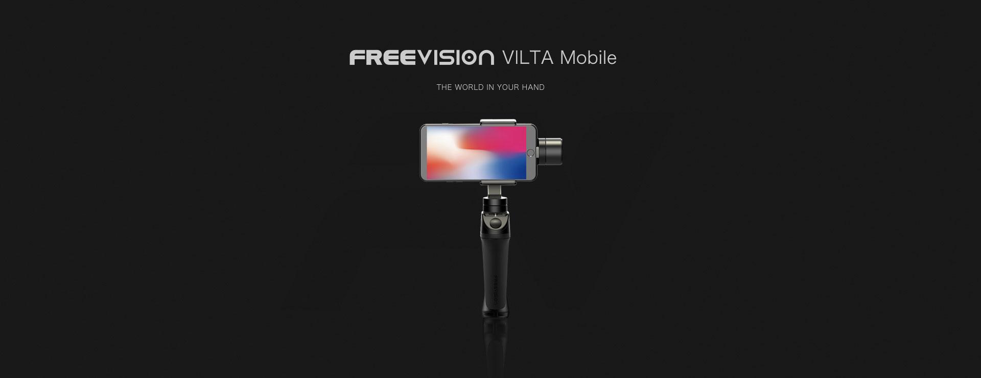 freevision vilta m