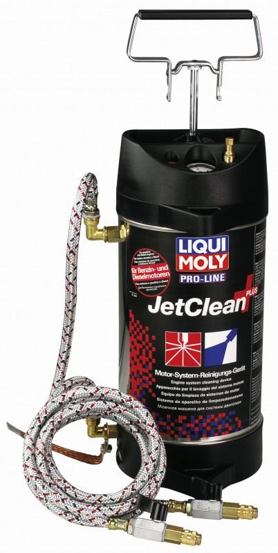 Оборудование для очистки систем впрыска