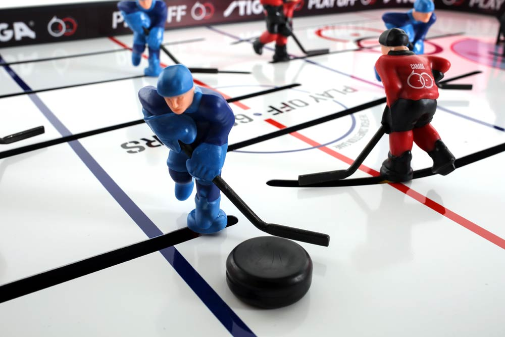 Хоккей Stiga Play Off 60 Years