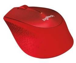 Logitech M330 Silent Plus Red