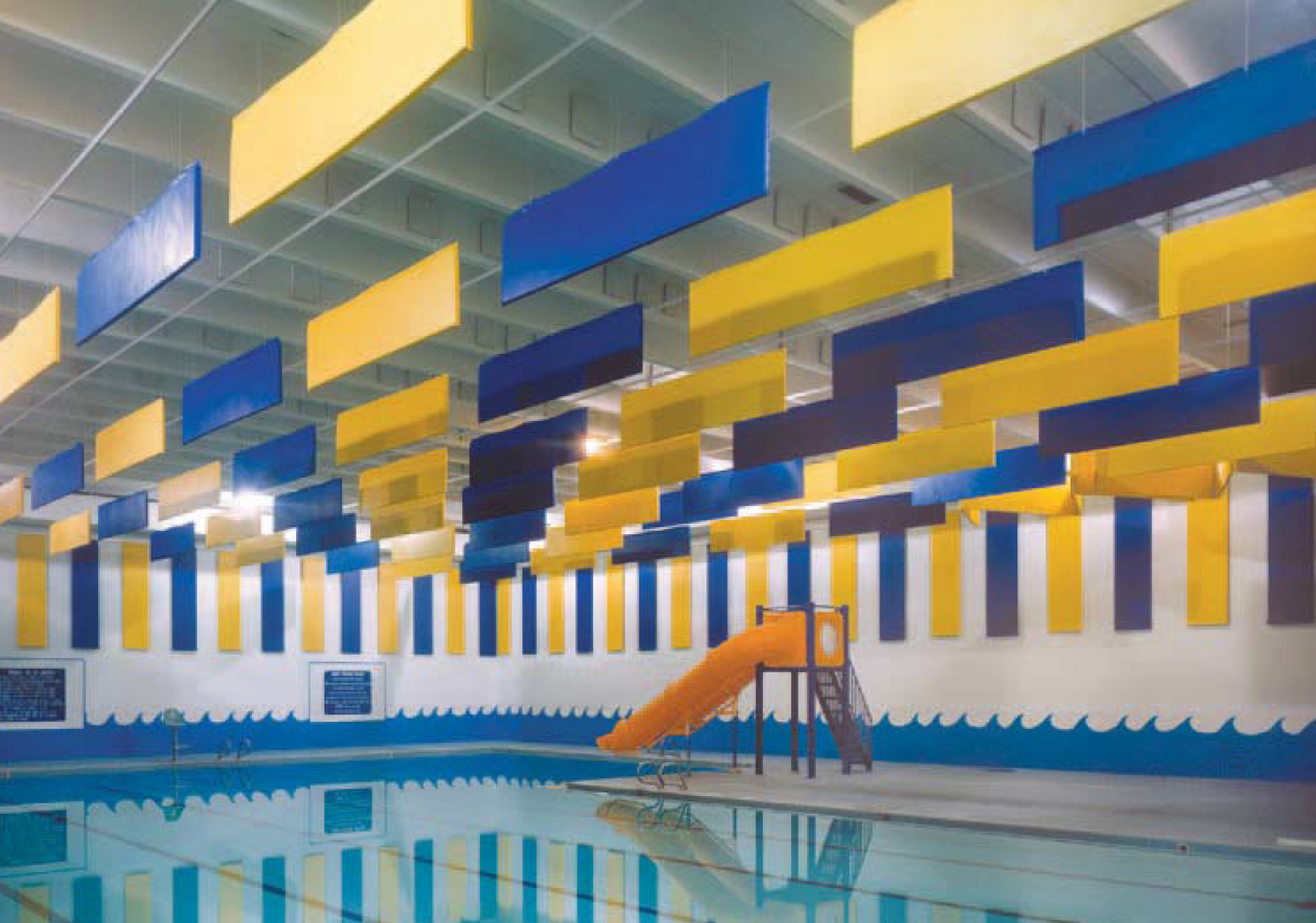 акустика для бассейна