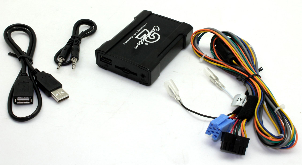 usb адаптер для магнитол