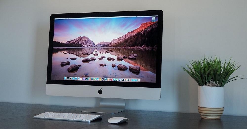 Купить iMac 21,5-inch 4K Mid 2017