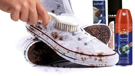 советы по уходу за белыми кроссовками как отбелить отмыть и почистить обувь