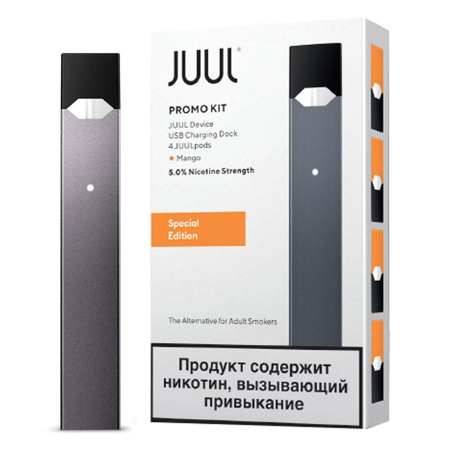 JUUL Starter Kit - Mango Edition