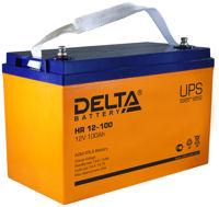 Аккумуляторы для ИБП Delta HR 12-100