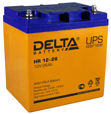 Аккумуляторы для ИБП Delta HR 12-26