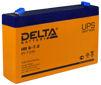 Аккумуляторы для ИБП Delta HR 6-7.2
