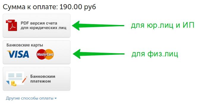 Регистрация домена на физ лицо или ип мобильная бухгалтерия