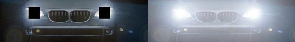 Компенсация засветки HBLC в камерах CAICO TECH