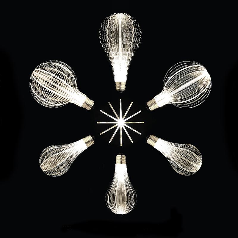 LED лампа URI от NAP