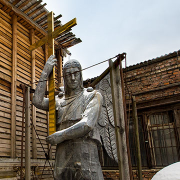 Третий ангел Санкт-Петербурга