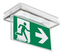 ONTEC S Световой эвакуационный указатель для аварийного освещения автомобильных стоянок и парковок