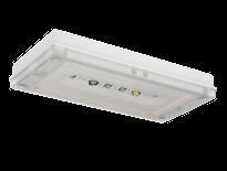 SOLID Светильник аварийного освещения автомобильных стоянок и парковок