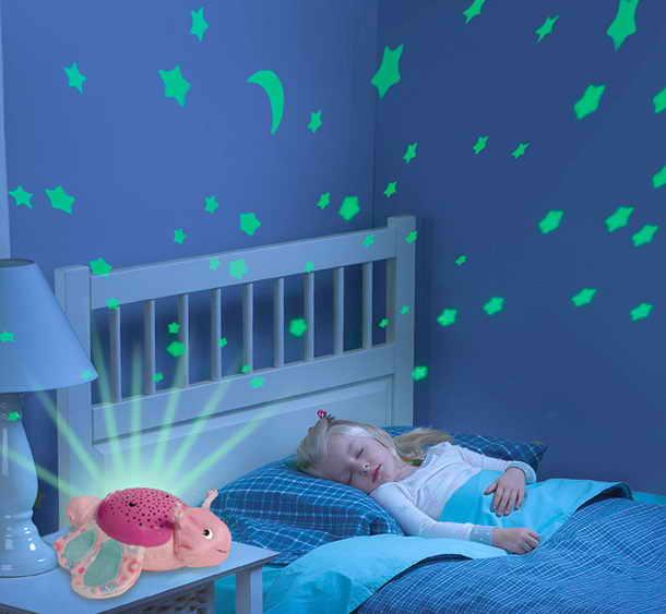 Бабочка Бэлла ночник-проектор