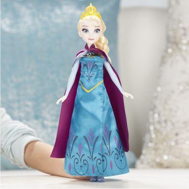 Кукла принцесса Эльза из Холодное сердце - серия День королевы