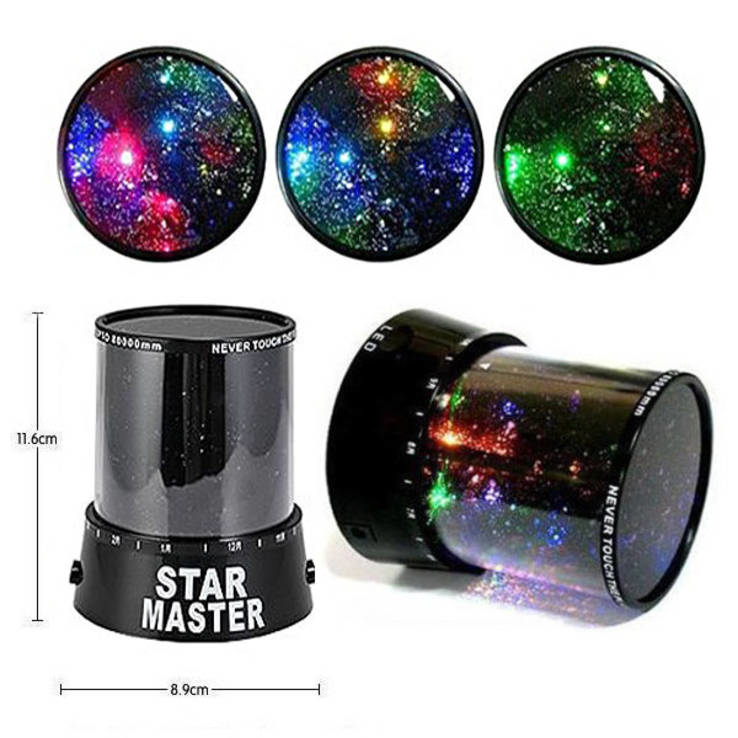 Проектор - ночник Звездное Небо Star Master