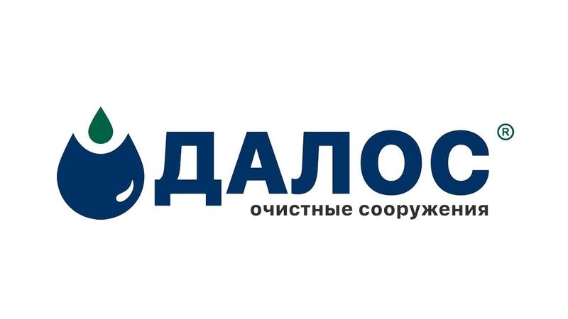 Логотип Далос